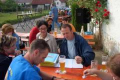 Clubheim-Einweihung 2005