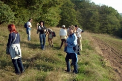 Herbstwanderung 2005