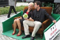 Hochzeit Theresa und Patrick - Standesamt 2011