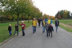 Herbstwanderung 2012