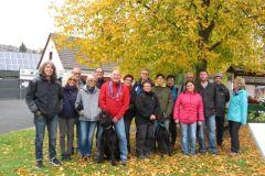 Herbstwanderung 2015