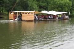Sommerfest-Floßfahrt 2016