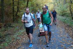 Herbstwanderung im Steigerwald 2018